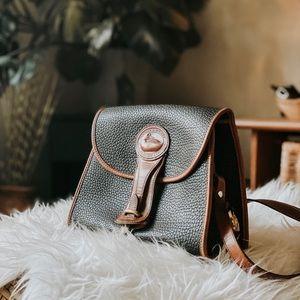Dooney & Bourke Vintage Crossbody Satchel Bag